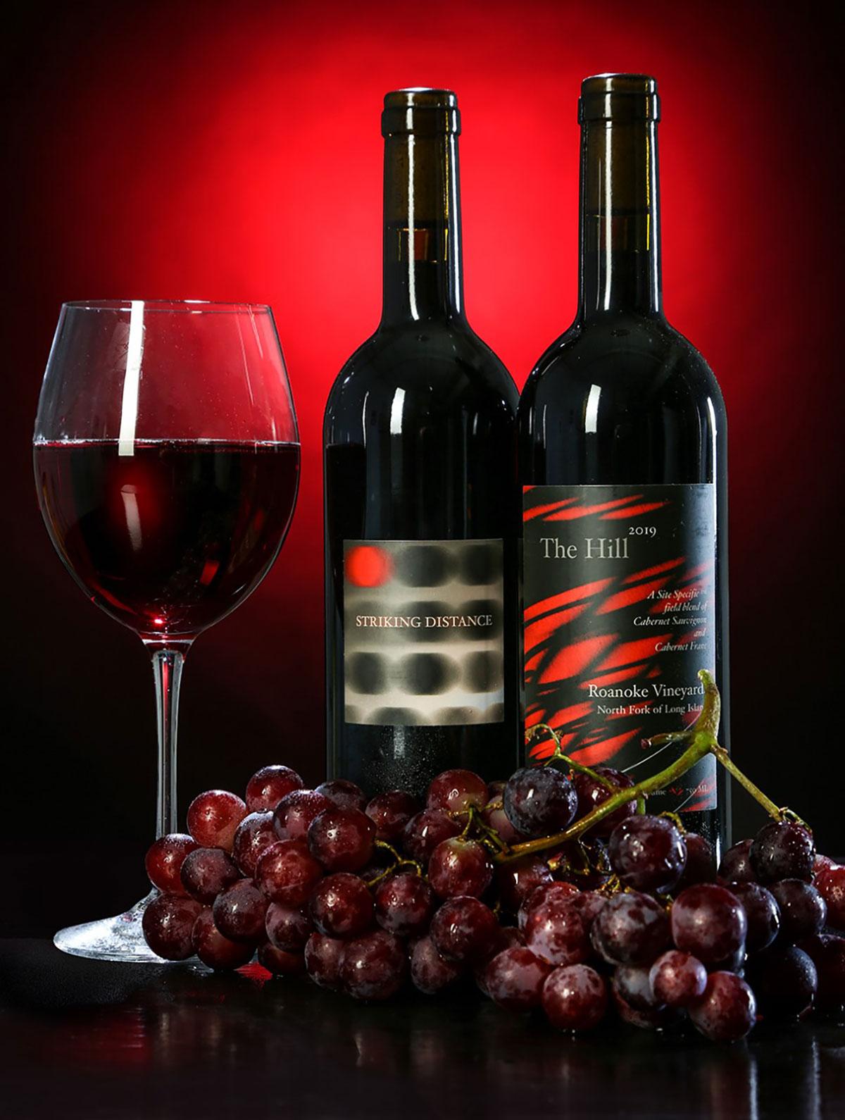 Grape Whisperer Wine Bottles