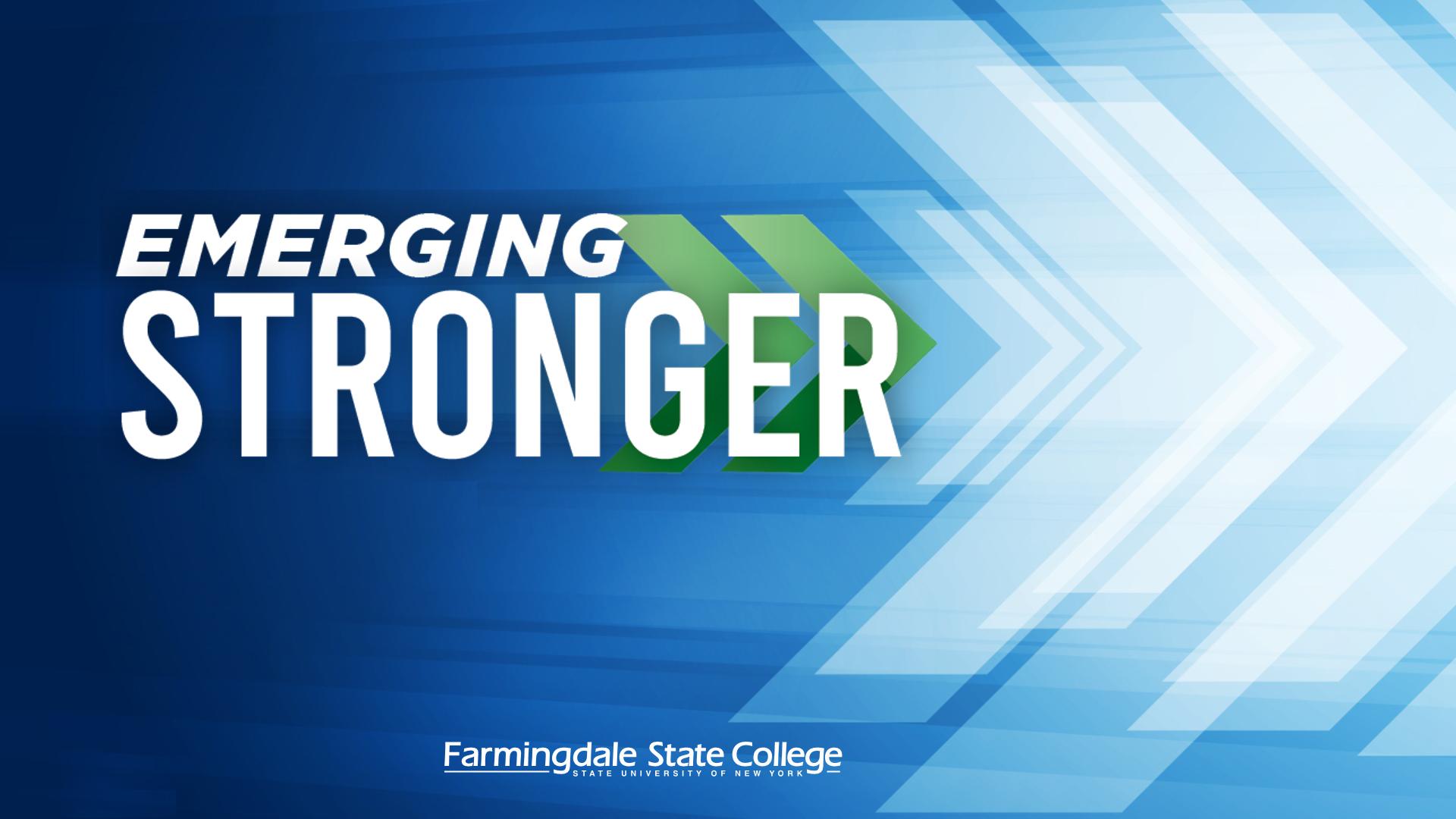 Emerging Stronger