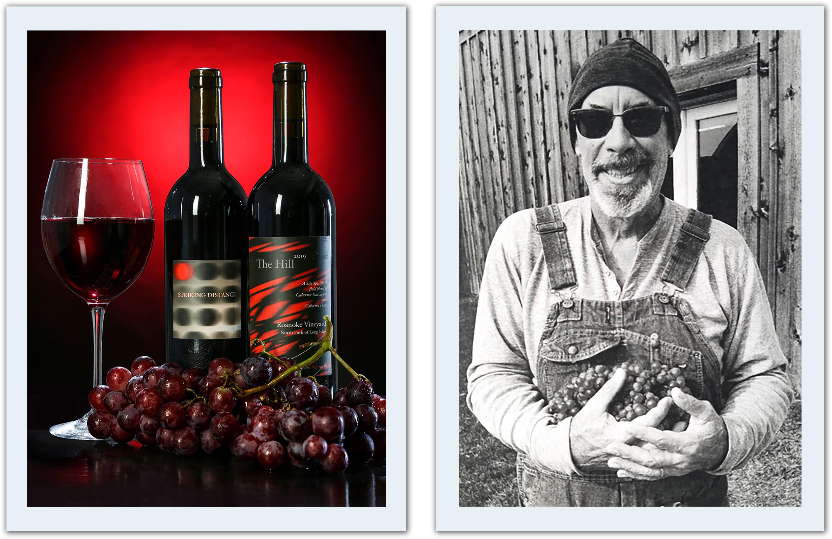 George Fernandez_Wine Bottles