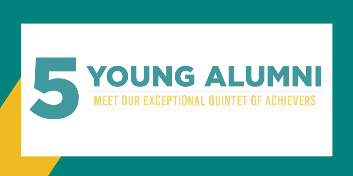 5 young alumni